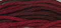 Cranberry ~ 034 ~ Belle Soie Hand Dyed Silk Thread from Classic Colorworks/Crescent Colors