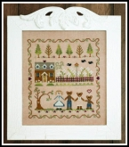 Goldilocks ~ Storybook Classics from Classic Colorworks & Little House Needleworks