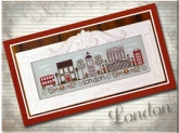 Afternoon in London from Country Cottage Needleworks