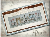 Afternoon in Paris from Country Cottage Needleworks