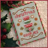 Christmas Cookies ~ Chart #4 Classic Ornaments Collection from Country Cottage Needleworks