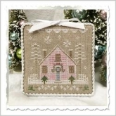 Glitter House 2 - Glitter Village from Country Cottage Needleworks