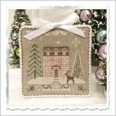 Glitter House 4 - Glitter Village from Country Cottage Needleworks