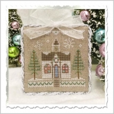 Glitter House 5 - Glitter Village from Country Cottage Needleworks