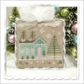 Glitter House 7 - Glitter Village from Country Cottage Needleworks