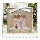 Glitter House 8 - Glitter Village from Country Cottage Needleworks