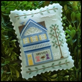 Dress Shop #6 ~ Main Street series from Country Cottage Needleworks