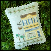 Post Office #9 ~ Main Street Series from Country Cottage Needleworks