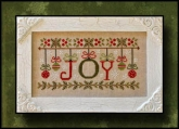 Ornamental Joy from Country Cottage Needleworks