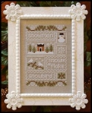 Snow Sampler from Country Cottage Needleworks
