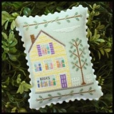 Bookstore #2 ~ Main Street series from Country Cottage Needleworks