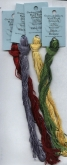 Classic Colorworks / Crescent Colours Hand Dyed Perle Cotton #5