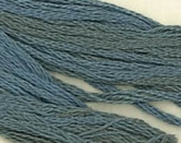 Chesapeake Bay ~ 257 ~ Hand dyed cotton floss from Classic Colorworks ~ 5 yard skein