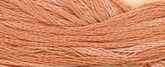 Sweet Potato ~ 260 ~ Hand dyed cotton floss from Classic Colorworks ~ 5 yard skein