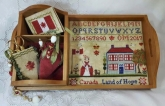Canada, Land of Hope from Giulia Punti Antichi / GPA Designs ~ Nashville 2017