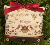 Believe in the Magic from Cherished Stitches