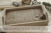 Tray for Gilmour House Sewing Tray from With thy Needle & Thread
