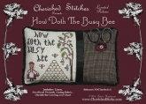 How Doth the Busy Bee ~ Pillow Etui ~ Limited Edition Kit from Cherished Stitches
