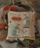Mice in the Sewing Room from Country Stitches / Brenda Gervais ~ Nashville 2017