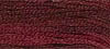 Cherry Cobbler ~ 227 ~ Hand dyed cotton floss from Classic Colorworks ~ 5 yard skein