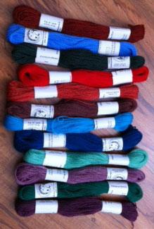 10/% Off Kreinik Hand-dyed Silk Mori Thread
