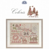 DMC Coloris Christmas Pattern Book