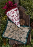 Adeste Fideles (O Come All Ye Faithful) ~ Caroling Berries from Erica Michaels