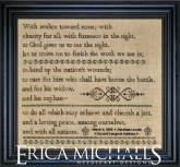 Charity for All Re-Release from Erica Michaels