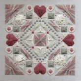 Variations on a Rhodes Theme from Freda's Fancy Stitching