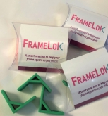 FrameLok Frame Square tool ~ Parcel mail shipping only!