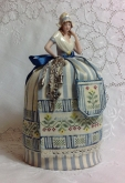 Grethel ~ A Dutch Maiden Pincushion Doll chart from Giulia Punti Antichi