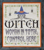 Witch Limited Edition kit from Glendon Place ~ Nashville Market 2020!