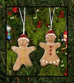 Gingerbread Cookies from the Victoria Sampler ~ 1 only!