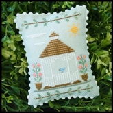 Gazebo #3 ~ Main Street series from Country Cottage Needleworks