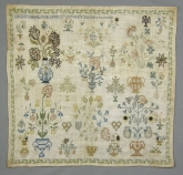Deventer Duo Samplers from GigiR Designs/NeedleWork Press ~ Nashville 2019