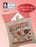 Bird in the Hand Series ~ #8 Valentine's Day from Heart in Hand Needleart