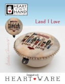 Land I Love from Heart in Hand ~ Nashville 2018