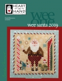 Wee One ~ Wee Santa 2019 from Heart in Hand