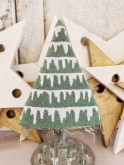 Iced Christmas Tree ~ Punch Needle from Hello from Liz Mathews