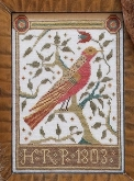 Pennsylvania Bird from Hello from Liz Mathews