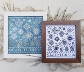 Quaker Snowflakes from Hello from Liz Mathews