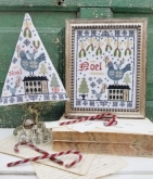 Third Day of Christmas Sampler & Tree from Hello from Liz
