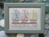 Adjust your Sails ~ Chart #3 ~ To The Beach Series from Hands on Design