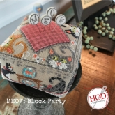 Block Party ~ Meow ~ Hands on Design ~ Nashville 2019