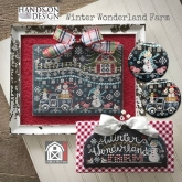 Winter Wonderland Farm ~ Chalk on the Farm series from Hands on Design