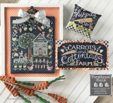 Carrots & Cottontails Farm ~ FarmHouse Chalk series from Hands on Design