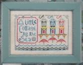 A Little Cottage ~ Chart #2 ~ To The Beach Series from Hands on Design