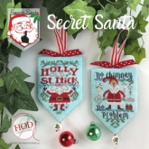 Secret Santa Series from Hands On Design ~ Nashville 2020!