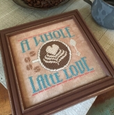 A Whole Latte Love ~ Cool Beans Series from Hands on Design ~ Nashville 2017