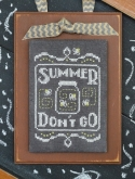 September ~ Year in Chalk Series from Hands On Designs